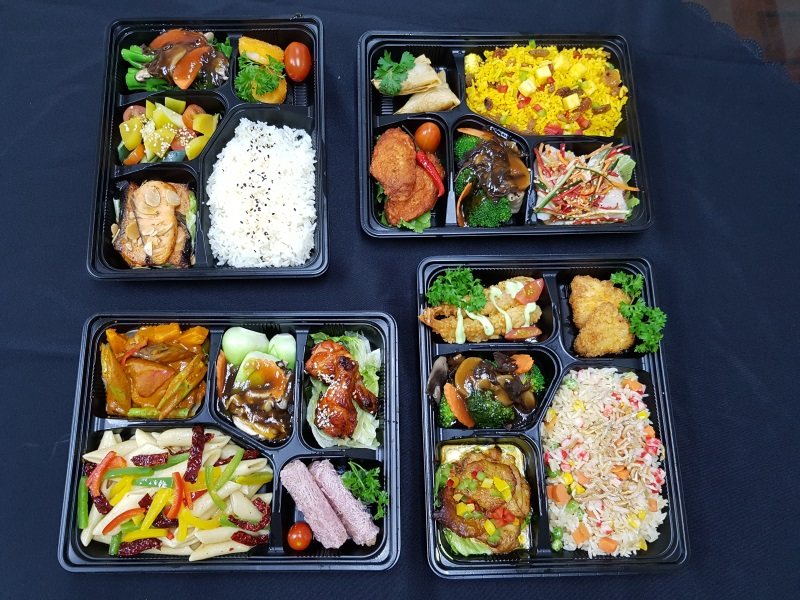 Foodfest Catering Halal Bento Boxes