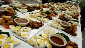 Halal Catering buffets from Rasa Rasa Halal Delights
