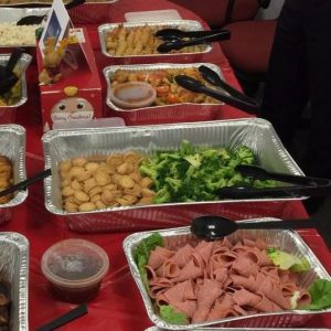KCK Catering Halal Mini Buffets