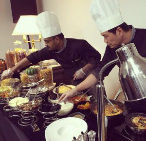 Halal Catering Buffets from Amici