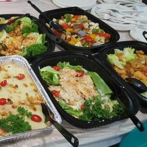 Food Fest Halal Mini Buffets