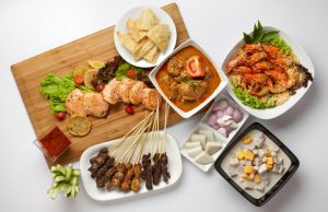 Halal Catering Buffets from Katong Catering