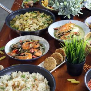 Gastronomad Halal Mini Buffets