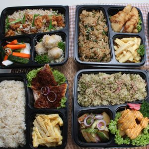 Chef's Catering Halal Bento Boxes
