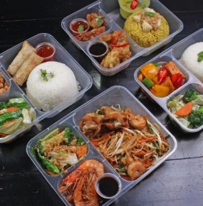 Jai Siam Halal Bento Boxes
