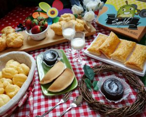 Sunlife Pastries' Party Catering Option