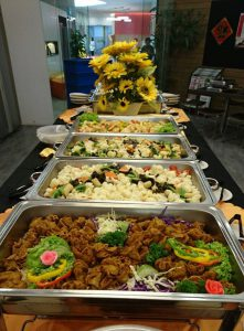Rasa Rasa Catering Singapore - Buffet