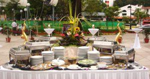 Vegetarian Catering - Yeh Lai Siang