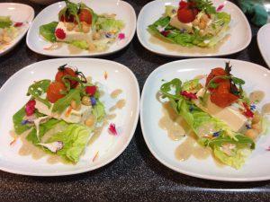 Vegetarian Catering - Spark Catering