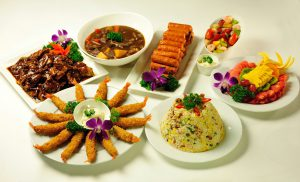 Office lunch idea: Eatz Catering Singapore Style Mini Buffet