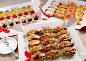 Best Catering Menus: Party Platters - Swissbake