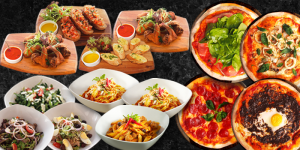 National Day Celebration: Spizza Party Package C