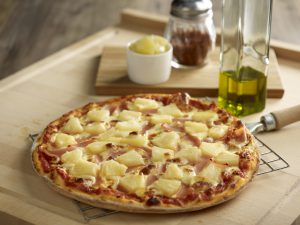 Pasta Mania: Hawaiian Pizza