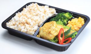 office lunch idea: QQ Rice Bento Box