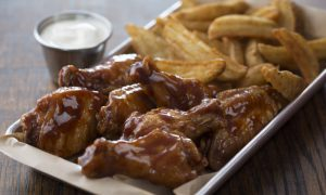 National Day Celebration: Wingzone Original Platter