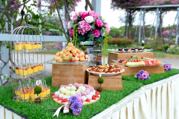 Caterspot- Gustos Buffet catering