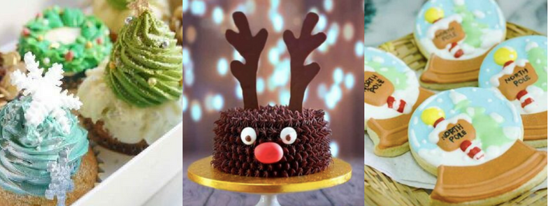 Christmas Cakes and Desserts Singapore- Homebakee
