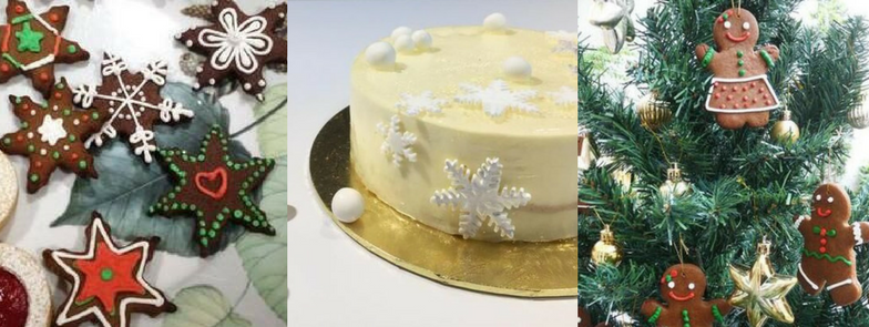 Christmas Cakes and Desserts Singapore- Flaircakes