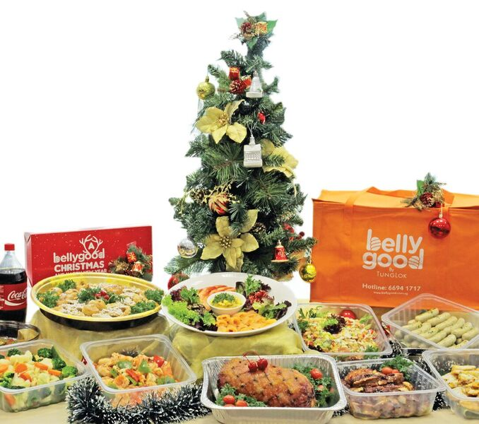 Caterpsot - Happy Chef by Tung Lok Christmas party catering package
