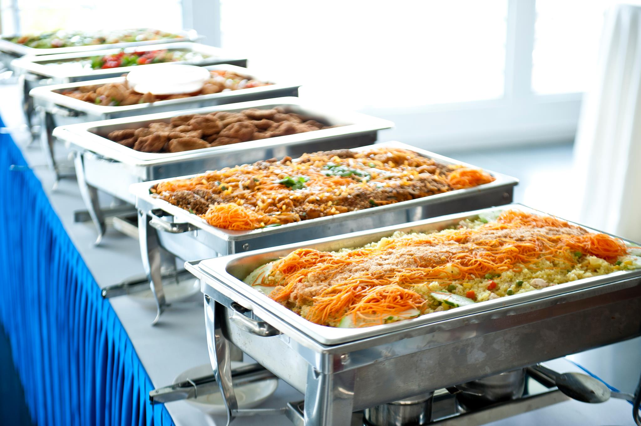 Catering Food Services In Singapore