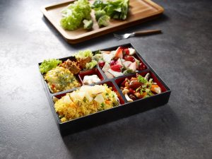 Orange Clove Catering Menu - Ultimate Signature Bento Box