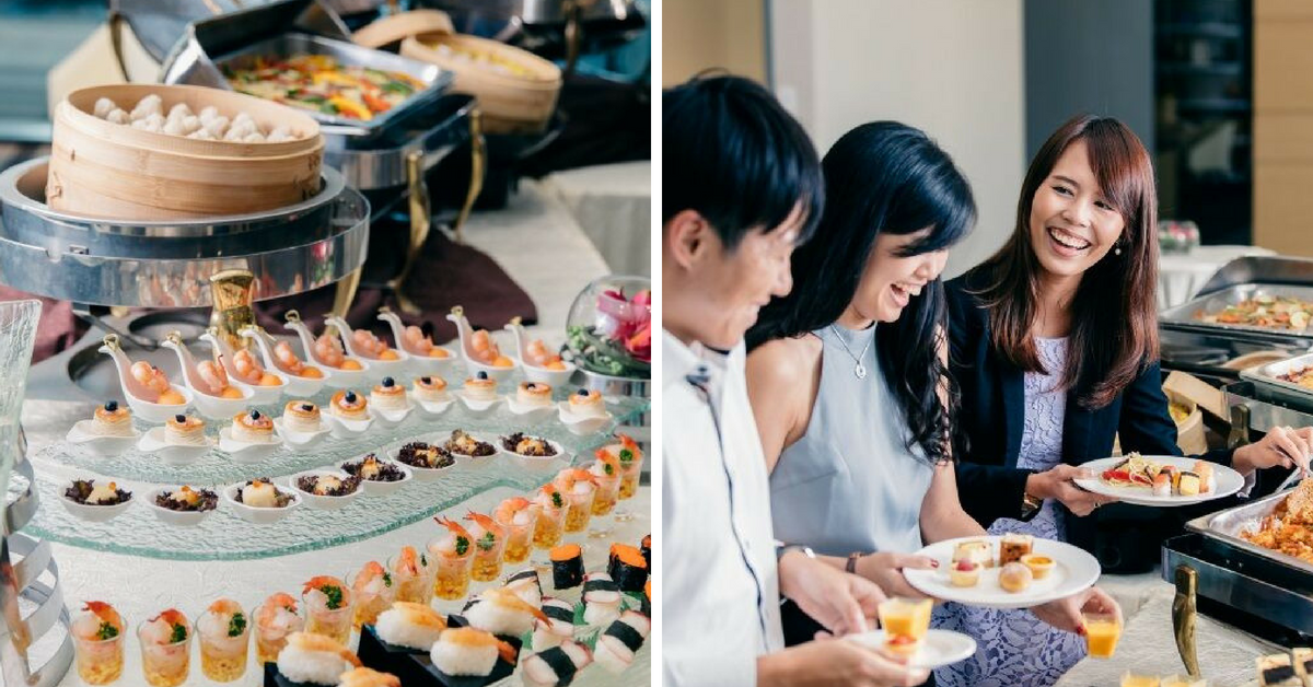 half day seminar catering - stamford catering